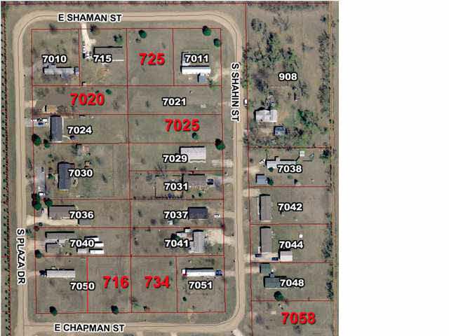 7058 S SHAHIN, Haysville, KS 67060