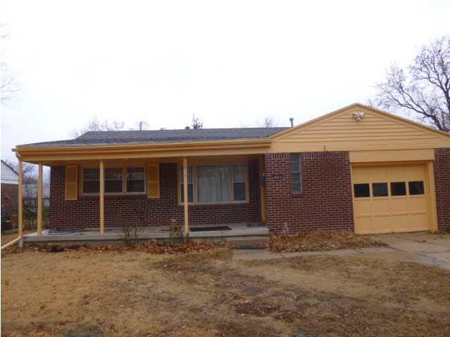 951 S BARLOW ST, Wichita, KS 67207