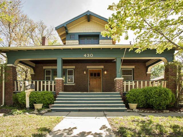 430 N VASSAR ST, Wichita, KS 67208