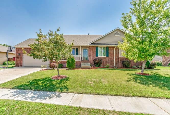 3239 N Wild Rose St, Wichita, KS 67205