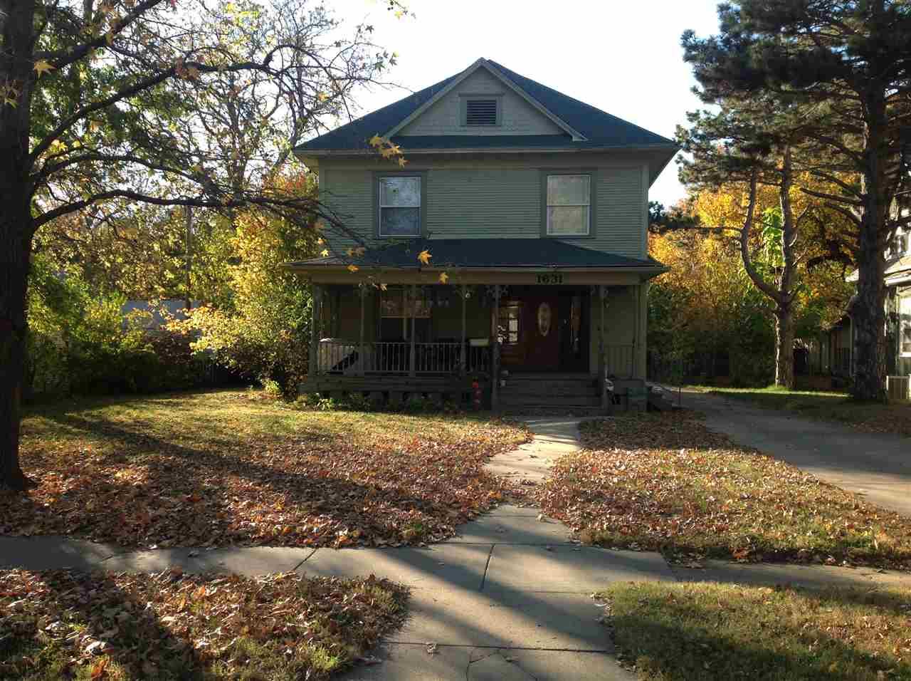 1631 N Fairview, Wichita, KS 67203