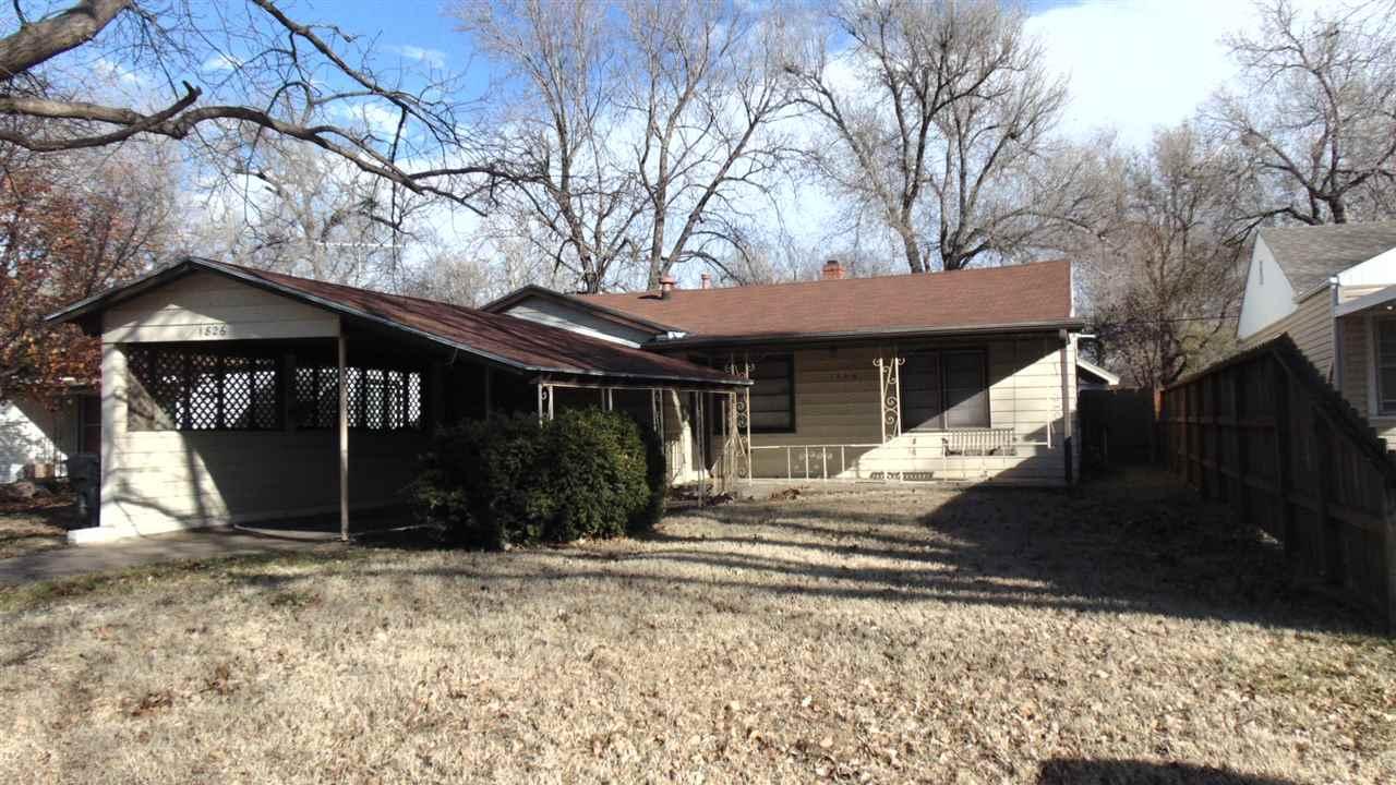 1826 N Woodrow Ave, Wichita, KS 67203