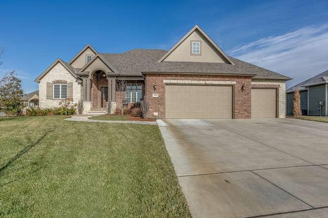 1531 N RIDGEHURST ST, Wichita, KS 67230
