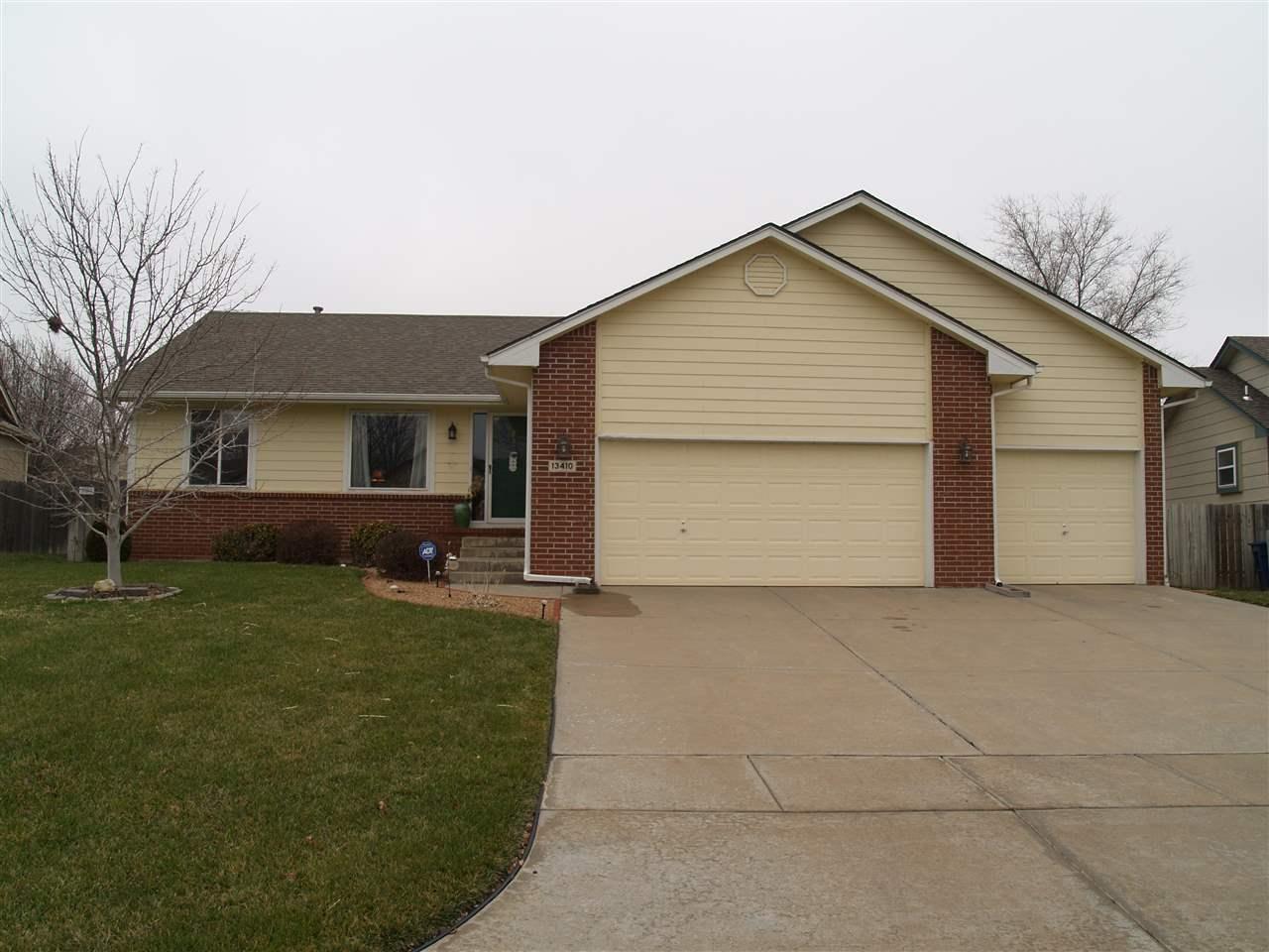 13410 W BURTON ST, Wichita, KS 67235