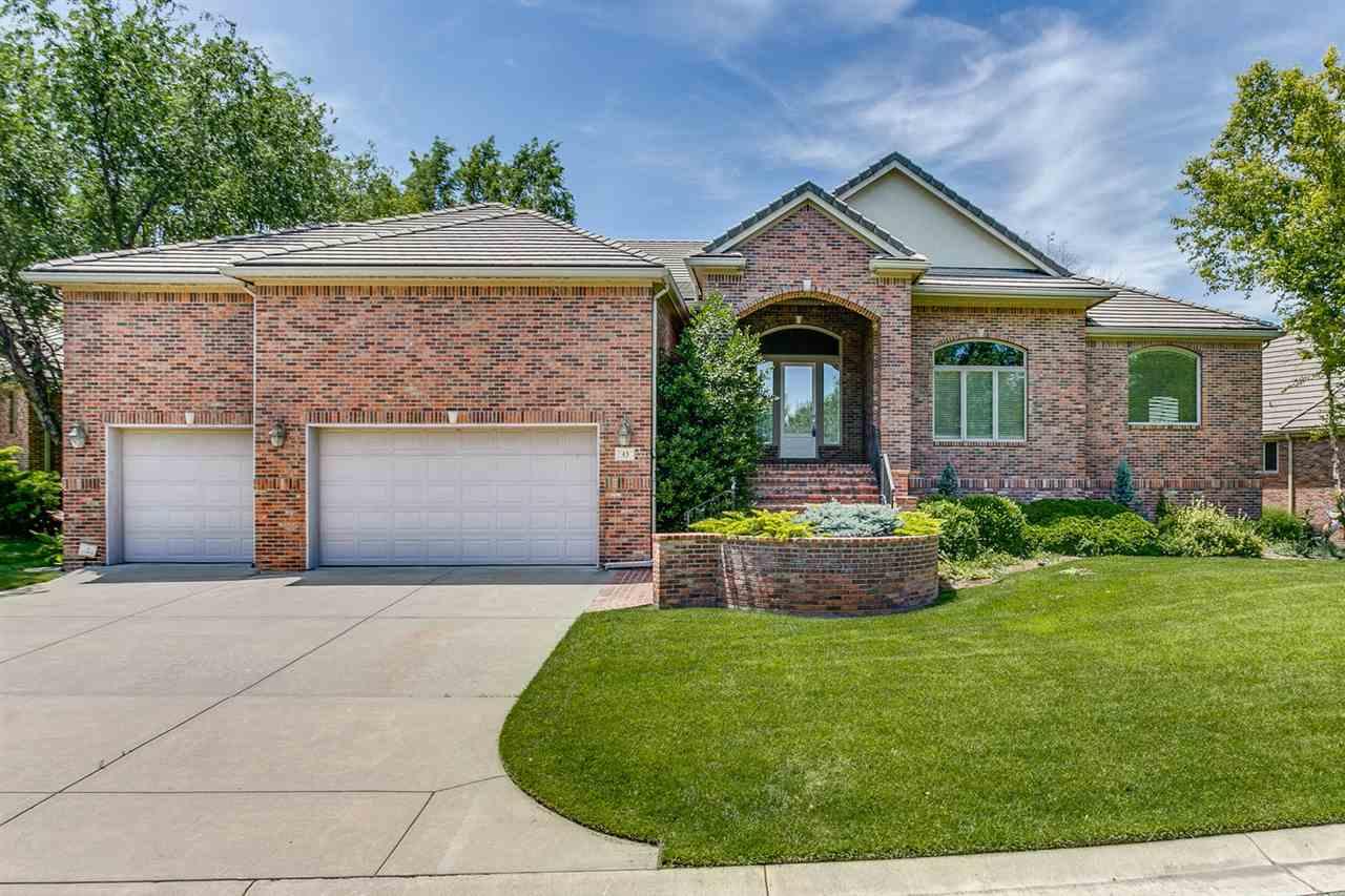 43 E Stonebridge Circle, Wichita, KS 67230