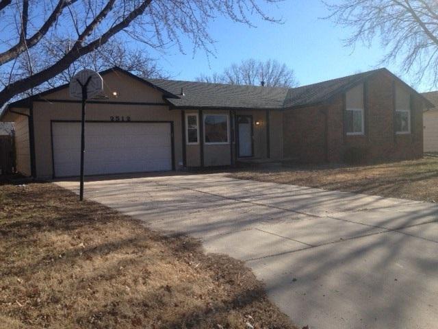 2512 S CAPRI LN, Wichita, KS 67210