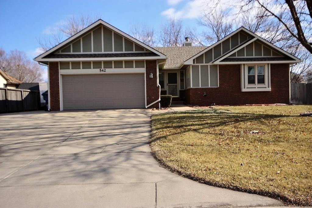 542 N Mark Allen St, Wichita, KS 67212