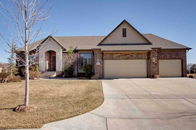 1504 N RIDGEHURST, Wichita, KS 67230