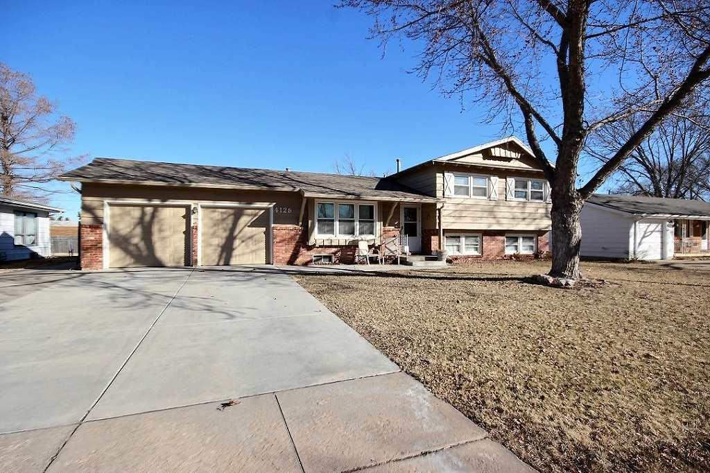 4126 W BELLA VISTA ST, Wichita, KS 67212