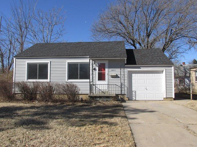 1851 S LAURA AVE, Wichita, KS 67211