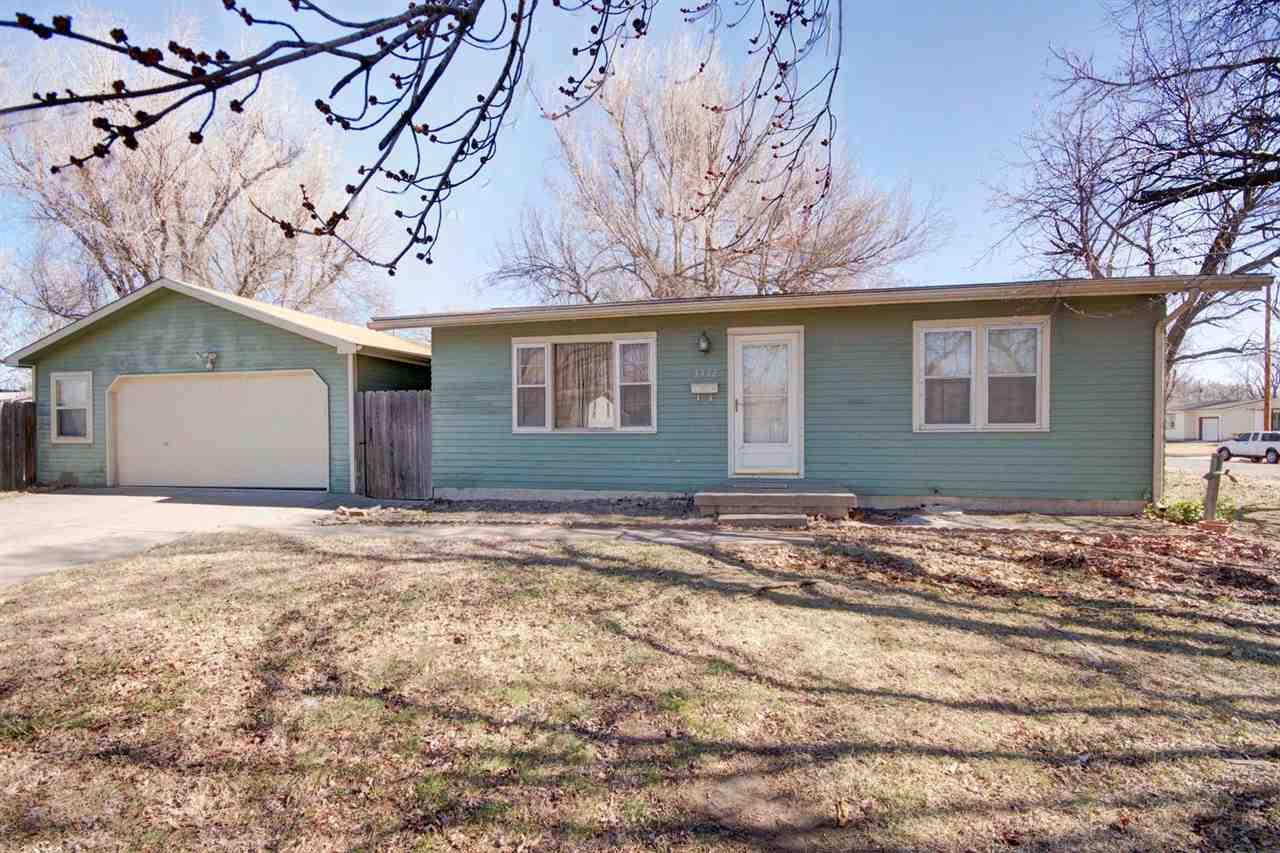 3322 S Richmond Ave, Wichita, KS 67217