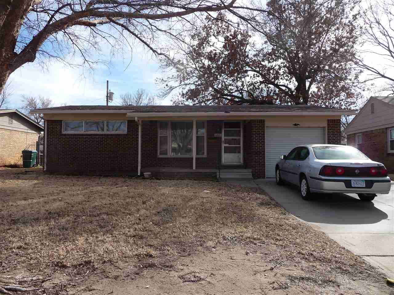 1321 E 31st St. S., Wichita, KS 67216