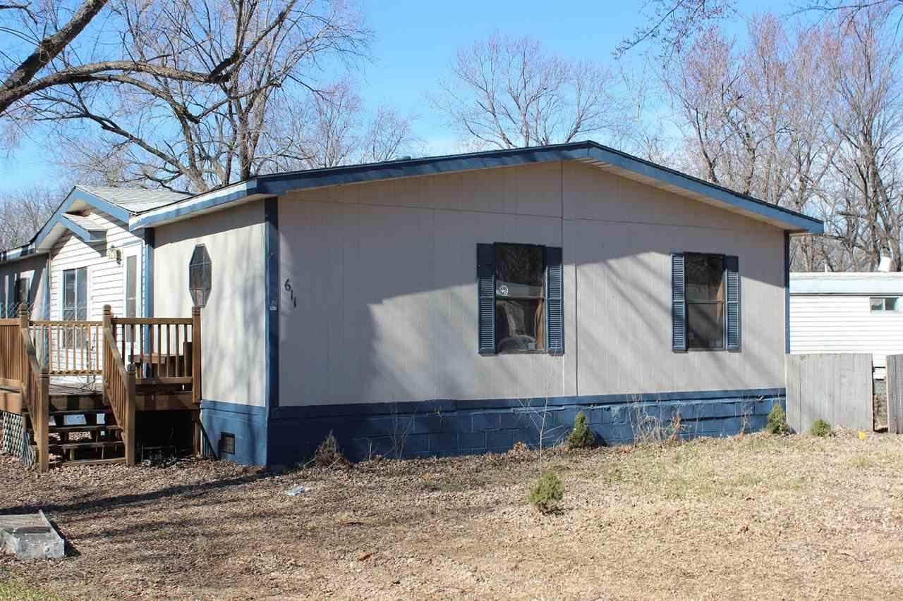 611 S BOXELDER AVE, Mulvane, KS 67110
