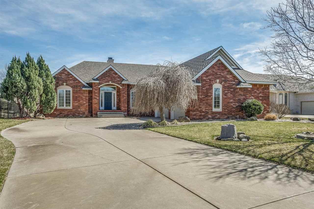 2411 W TIMBERCREEK CT, Wichita, KS 67204