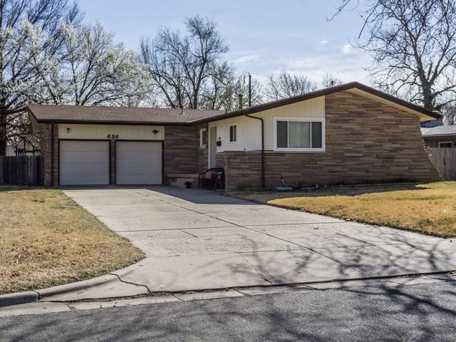 636 N Fairway Ave., Wichita, KS 67212