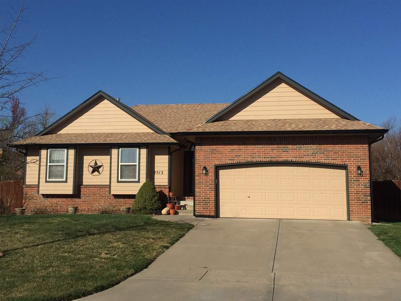 2513 N Brandon Circle, Wichita, KS 67226