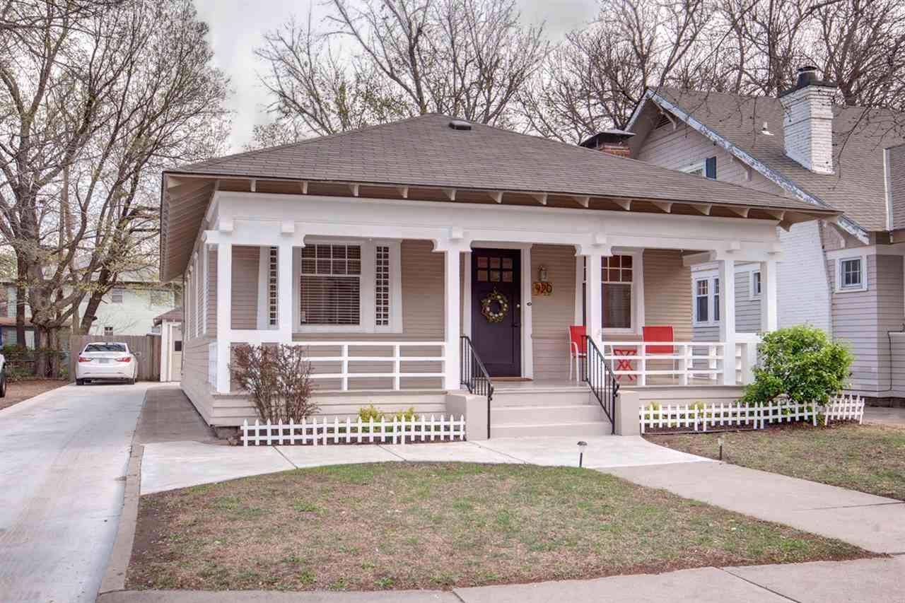 920 N Gilman St, Wichita, KS 67203