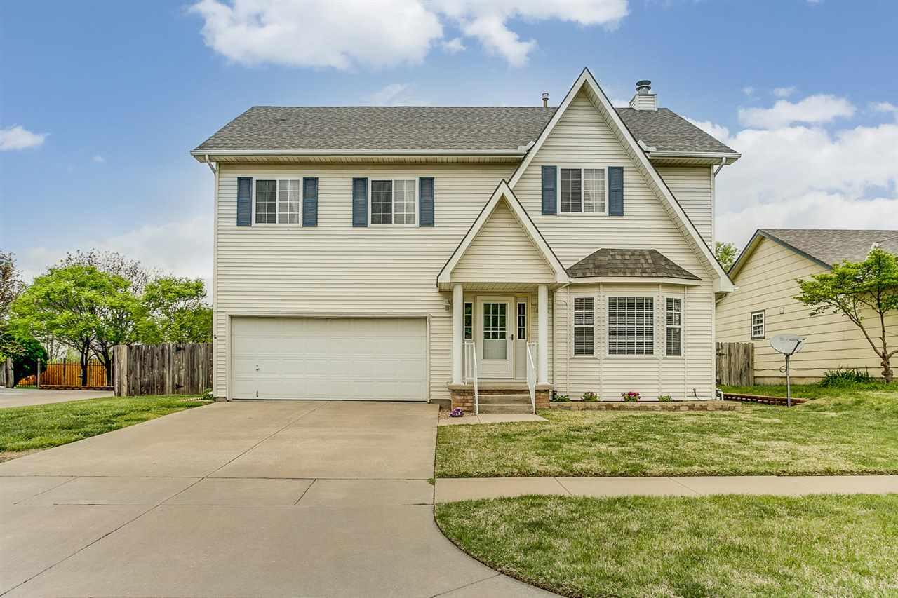 9506 E Carson St, Wichita, KS 67210