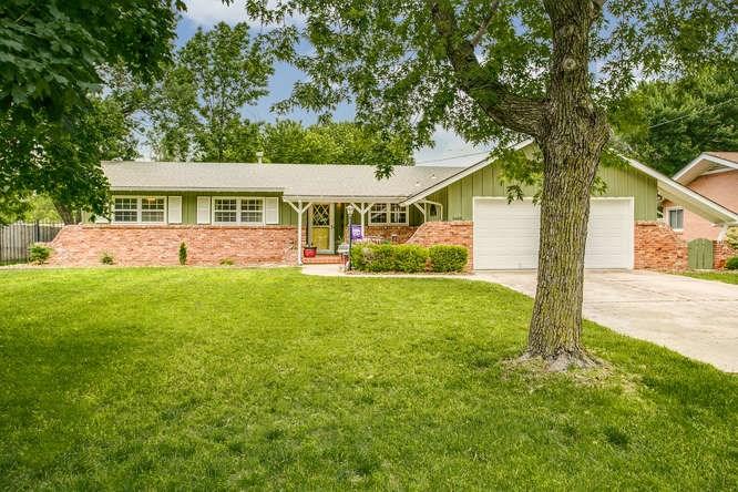 2469 N COOLIDGE AVE, Wichita, KS 67204