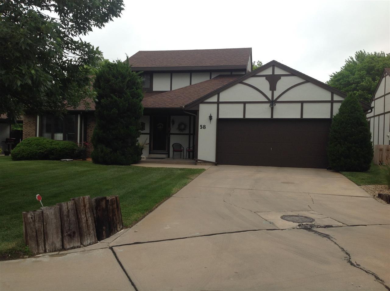 641 N WOODLAWN ST, Wichita, KS 67208