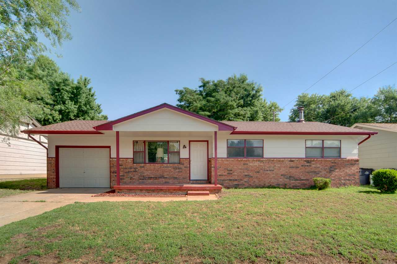 5318 W Edminster St, Wichita, KS 67212