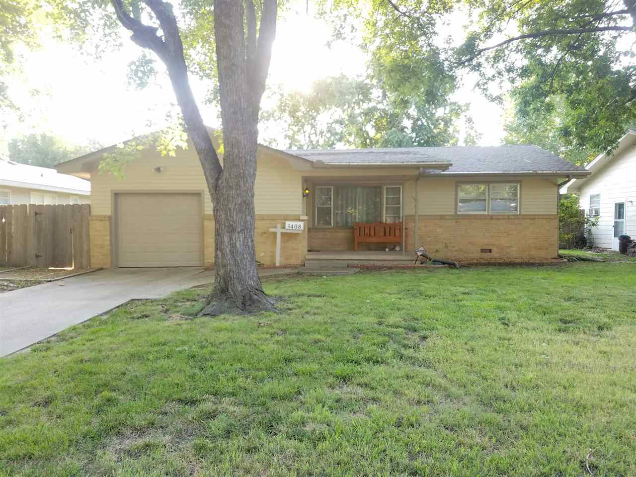 3408 S Bonn Ave, Wichita, KS 67217
