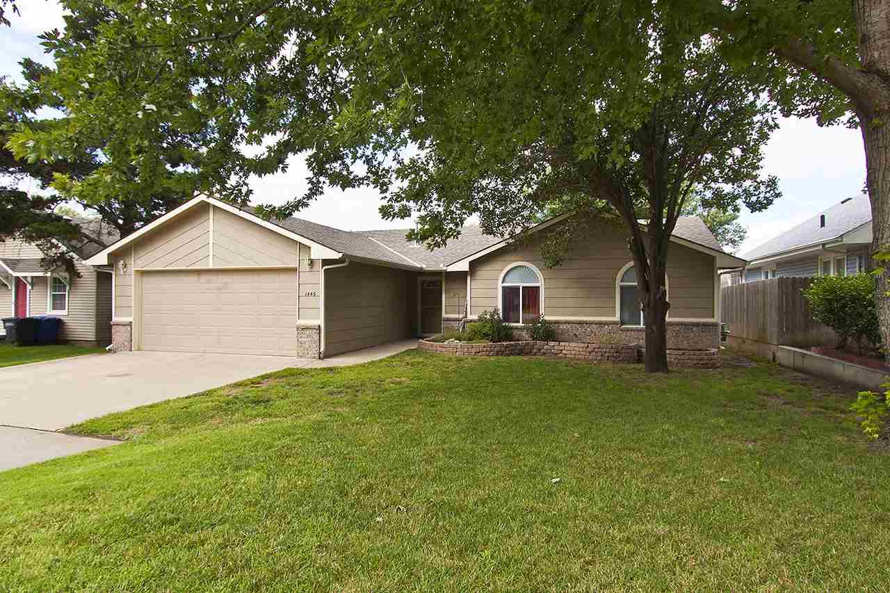 1445 CUSTER LN, Augusta, KS 67010