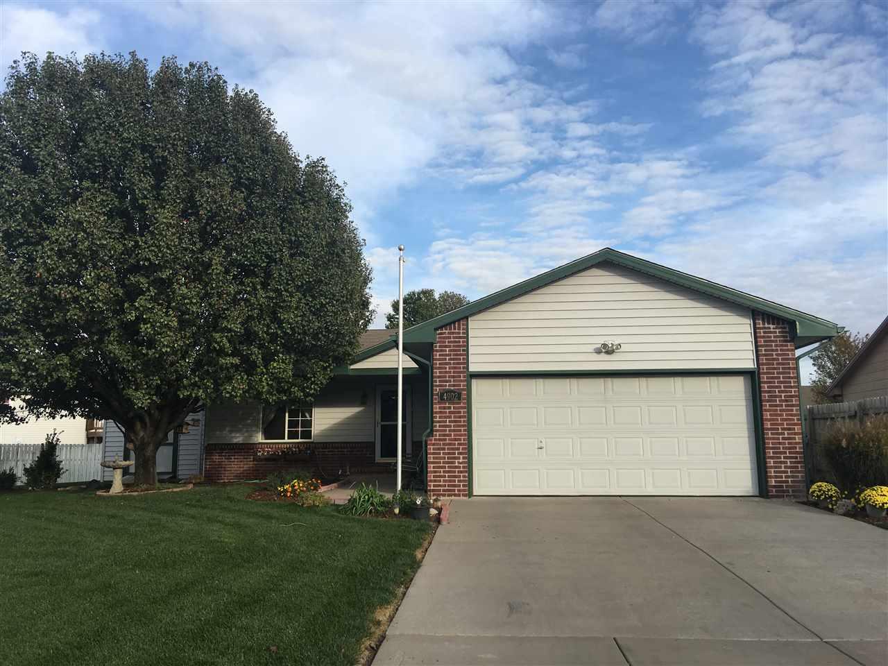 4902 S Mount Carmel Ave, Wichita, KS 67217