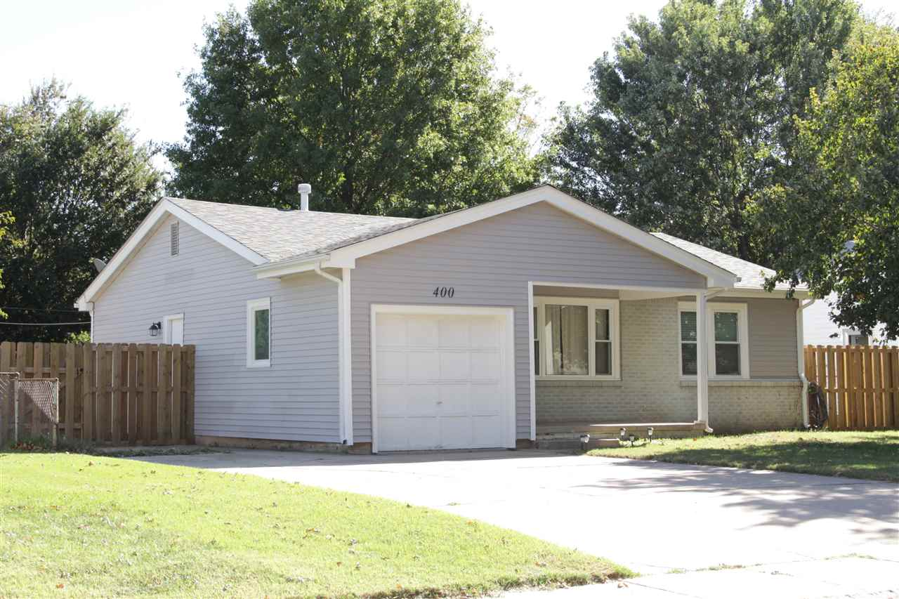 400 STEARNS AVE, Haysville, KS 67060