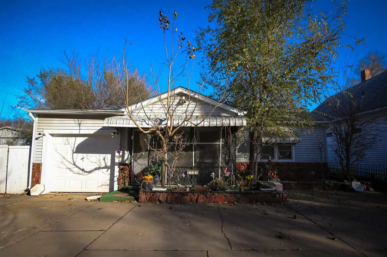 1416 S Ellis St, Wichita, KS 67211