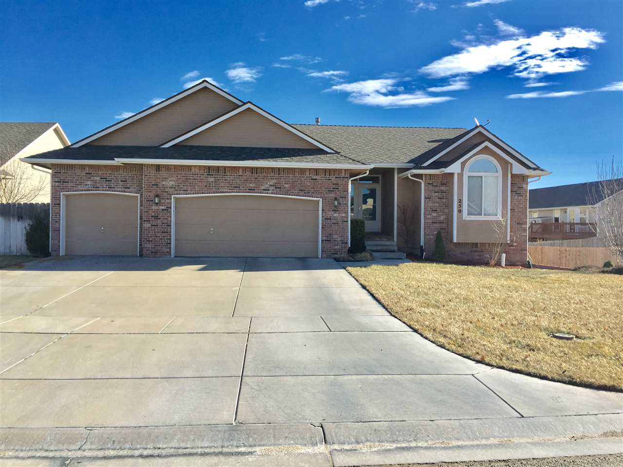 250 S Duffers Ct., Andover, KS 67002