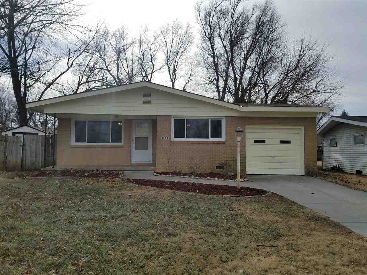 1309 E Beaumont St, Park City, KS 67219