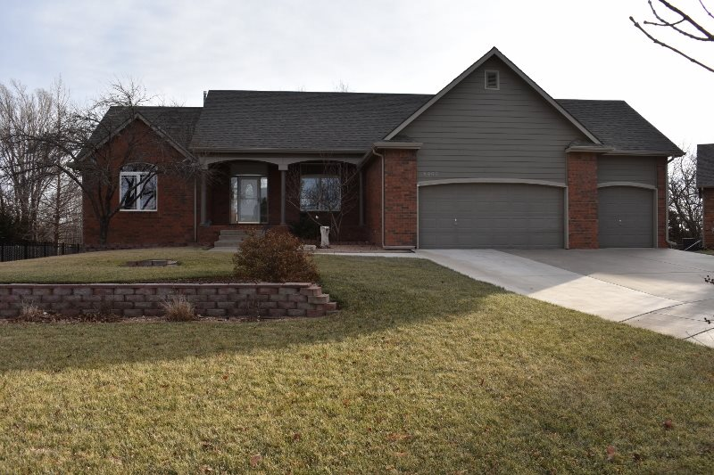 6407 W Shadow Lakes Ct., Wichita, KS 67205