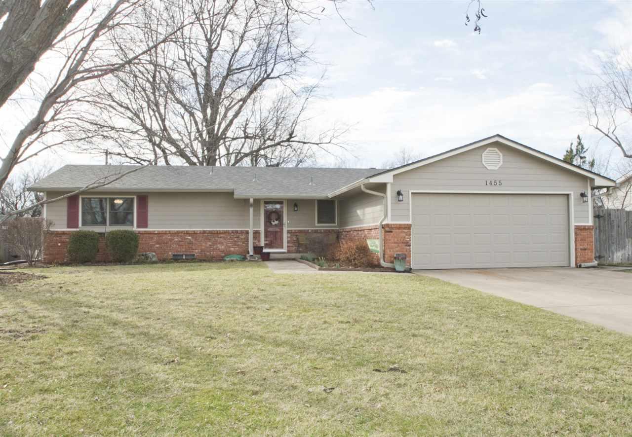 1455 N Morgantown, Wichita, KS 67212