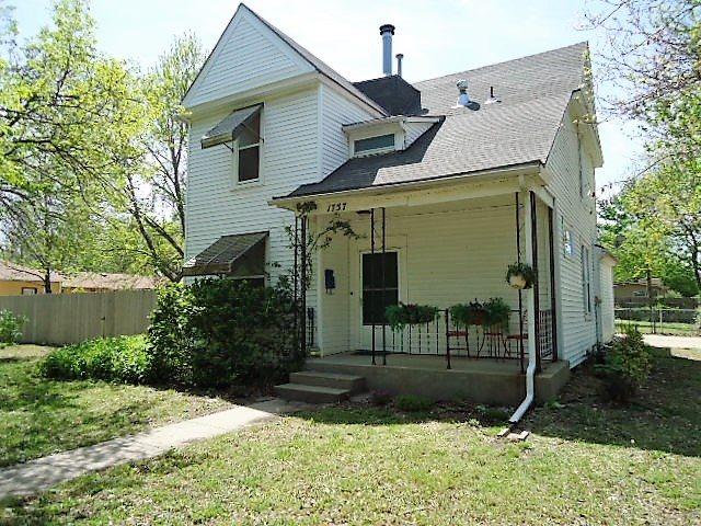 1757 N Burns St, Wichita, KS 67203