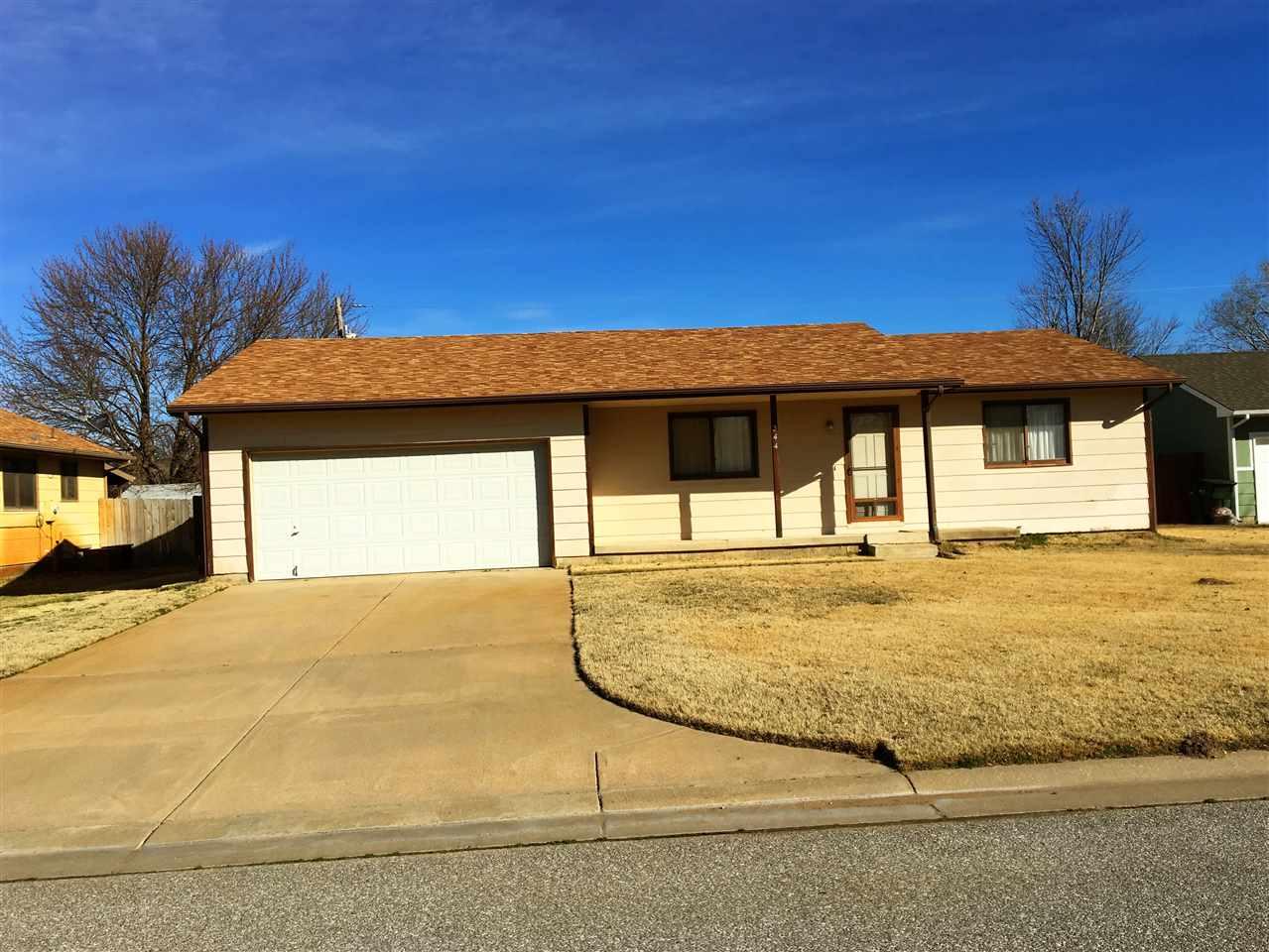 344 N Marlen Ct, Haysville, KS 67060