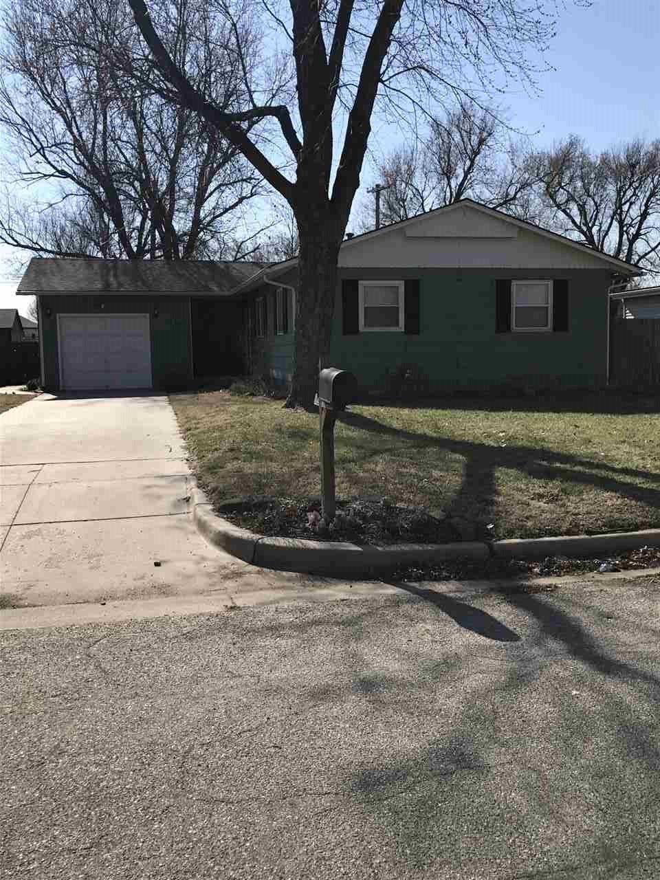 1017 N Verda St, Wichita, KS 67203