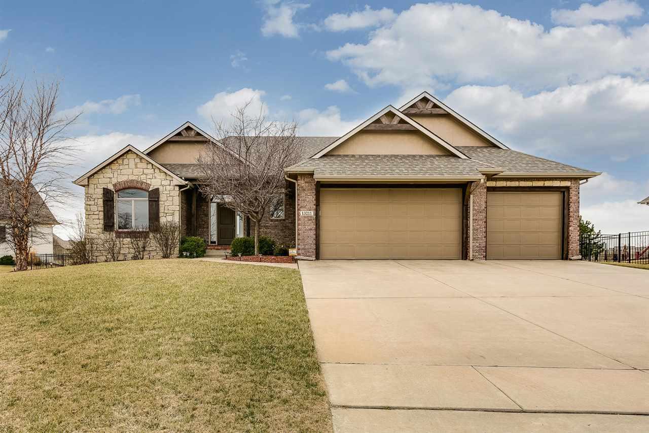 13211 E STAMPEDE ST, Wichita, KS 67230