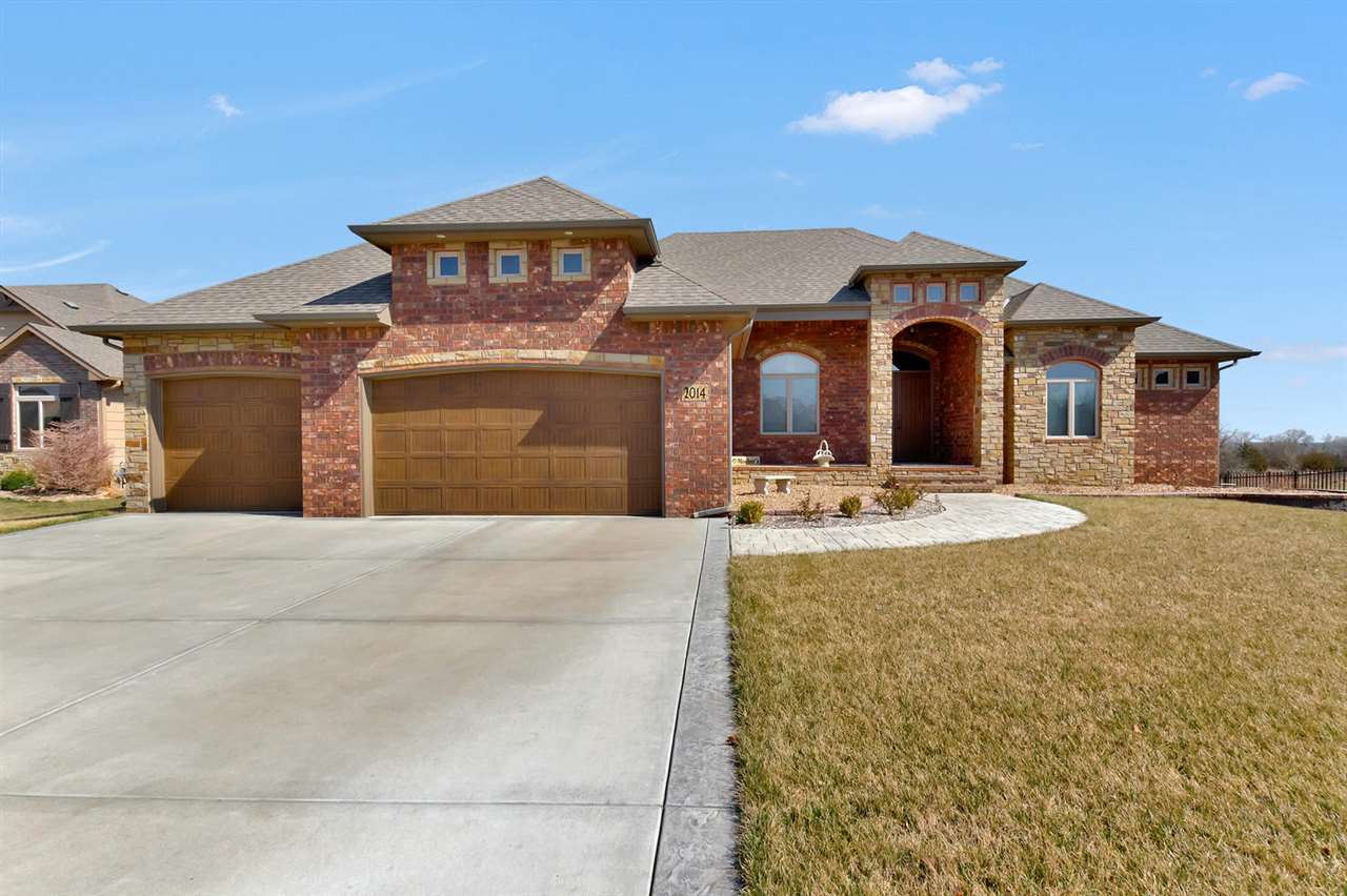 2014 S Ironstone St, Wichita, KS 67230
