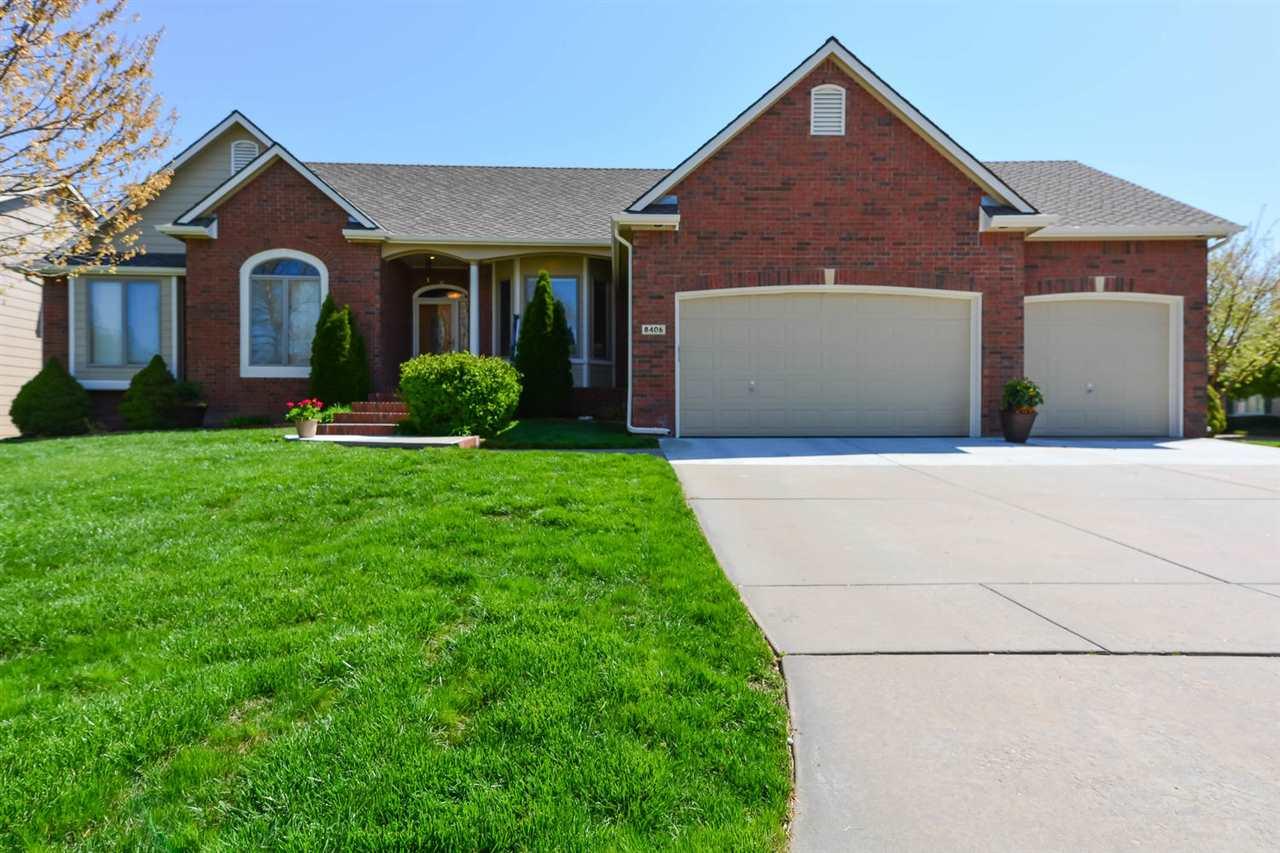 8406 W NORTHRIDGE CT, Wichita, KS 67205