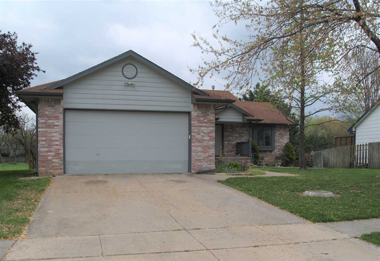 1544 N Shefford, Wichita, KS 67212