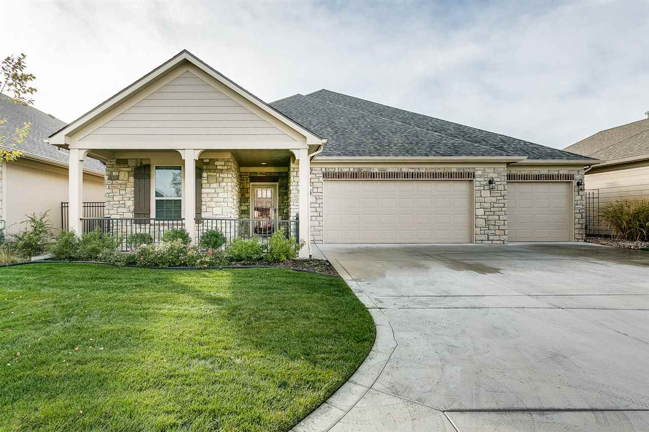 9713 W Village Place, Maize, KS 67101