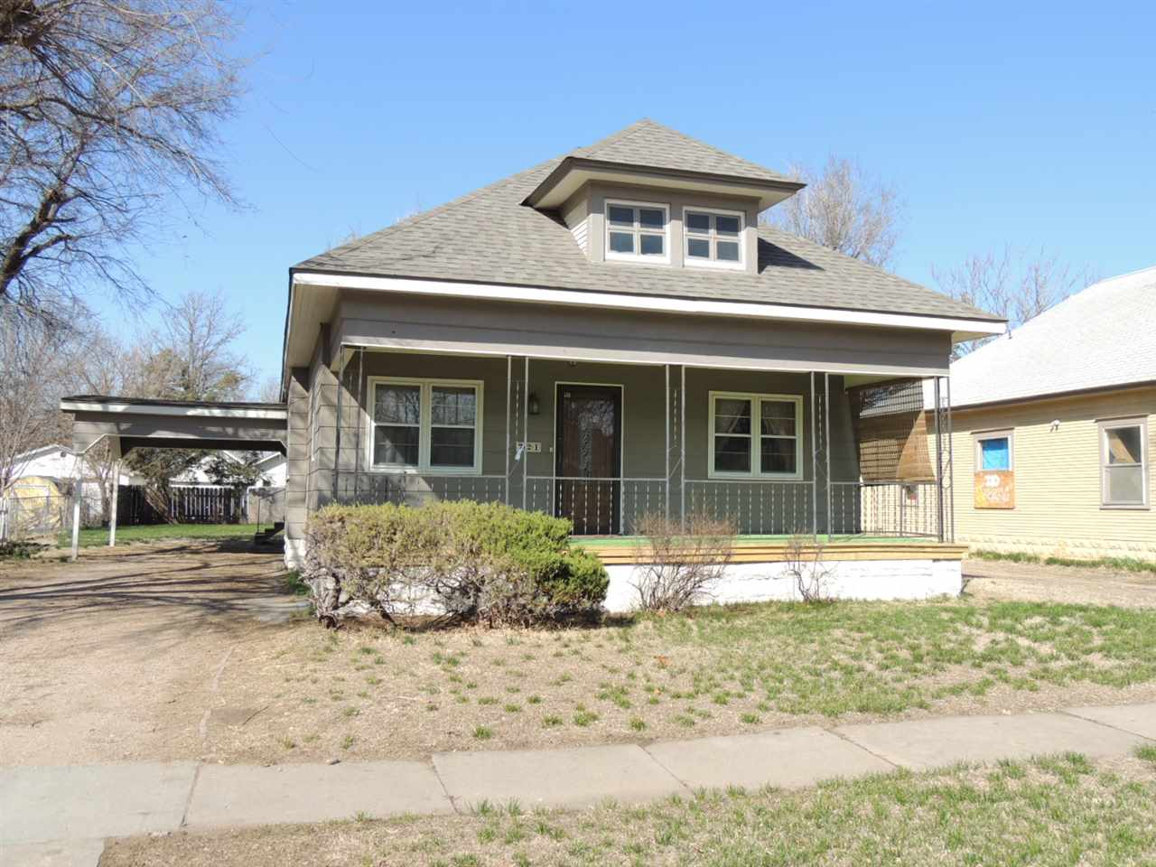 721 S Laura Ave., Wichita, KS 67211