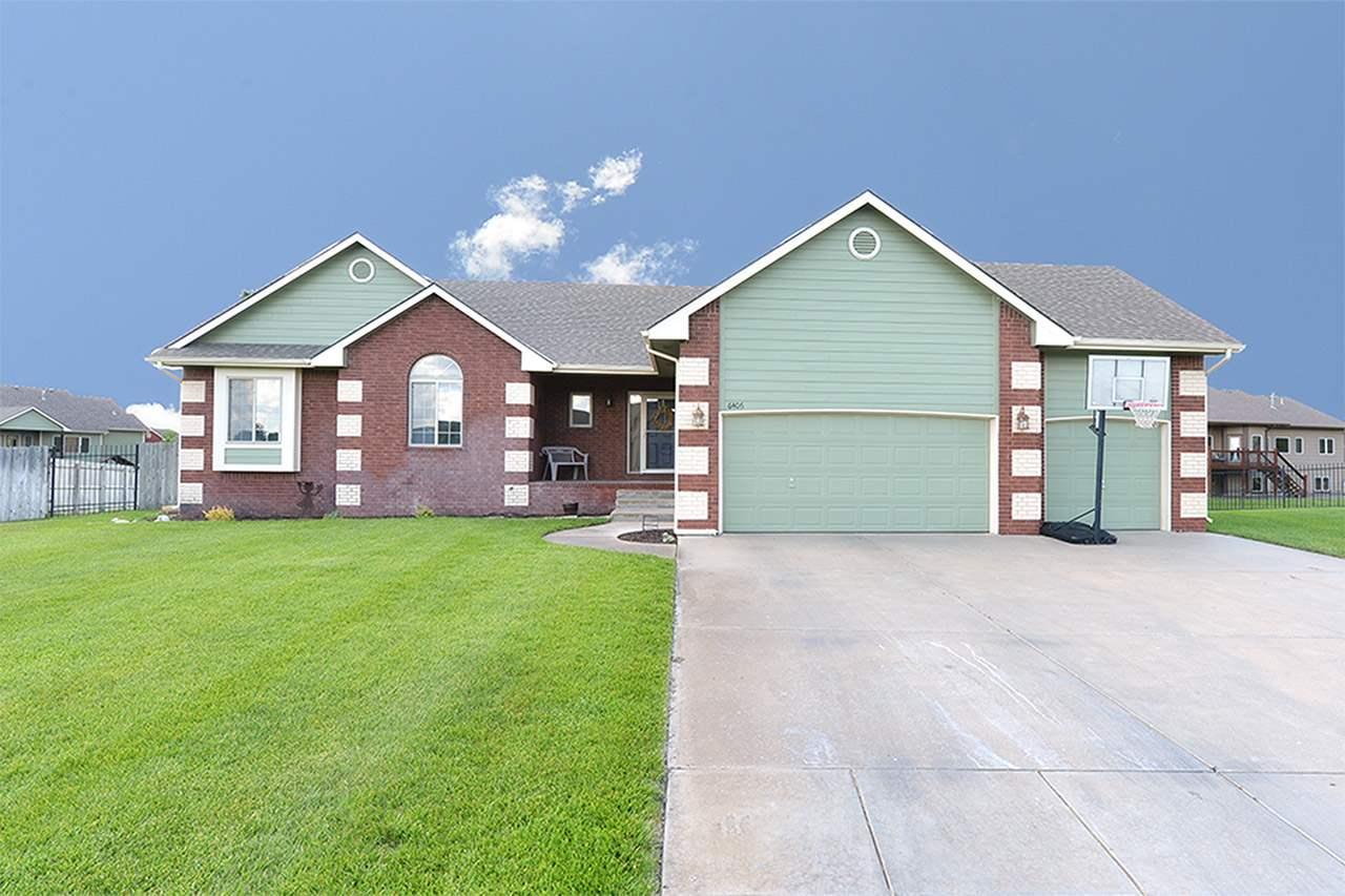 6406 W Northwind St, Wichita, KS 67205