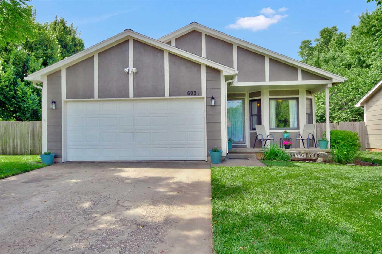 6031 W York ST, Wichita, KS 67215