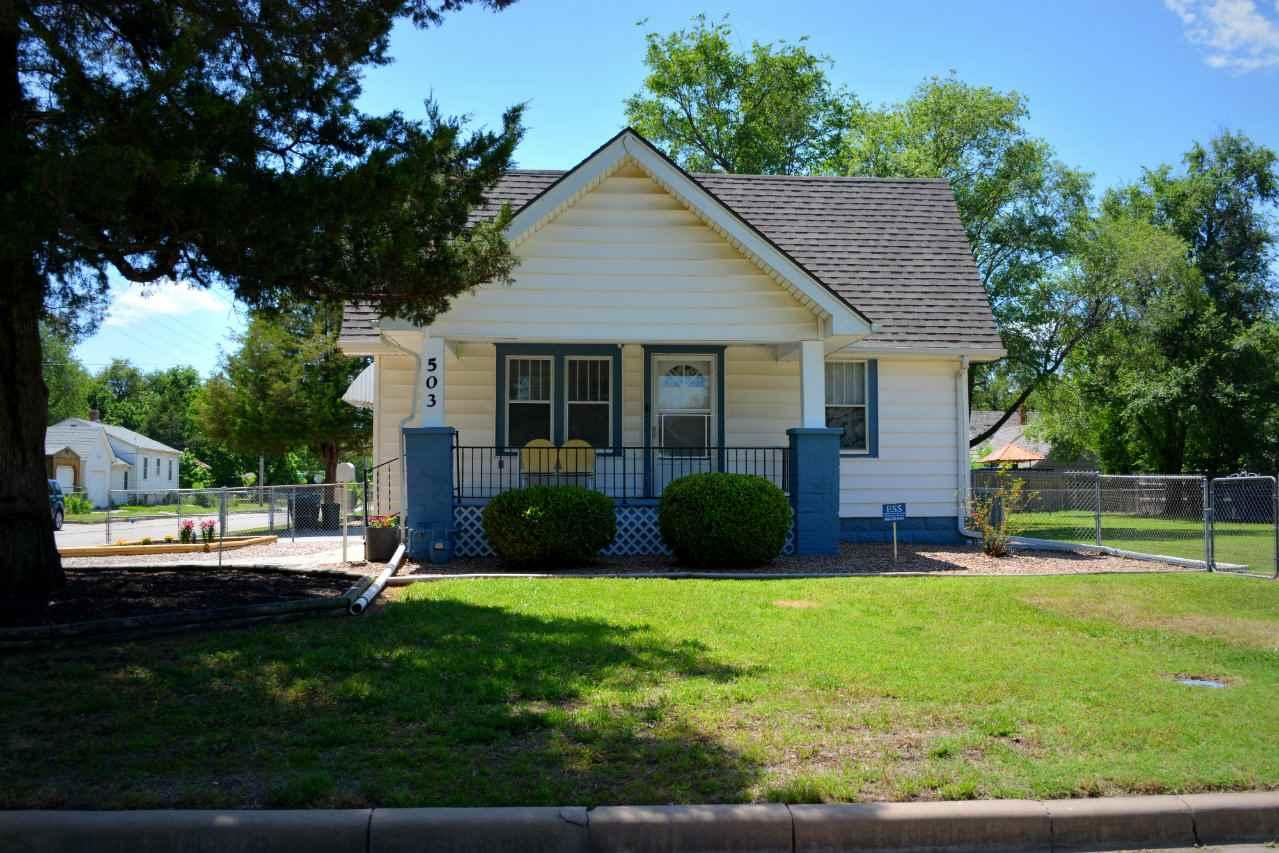 503 N Gordon St, Wichita, KS 67203
