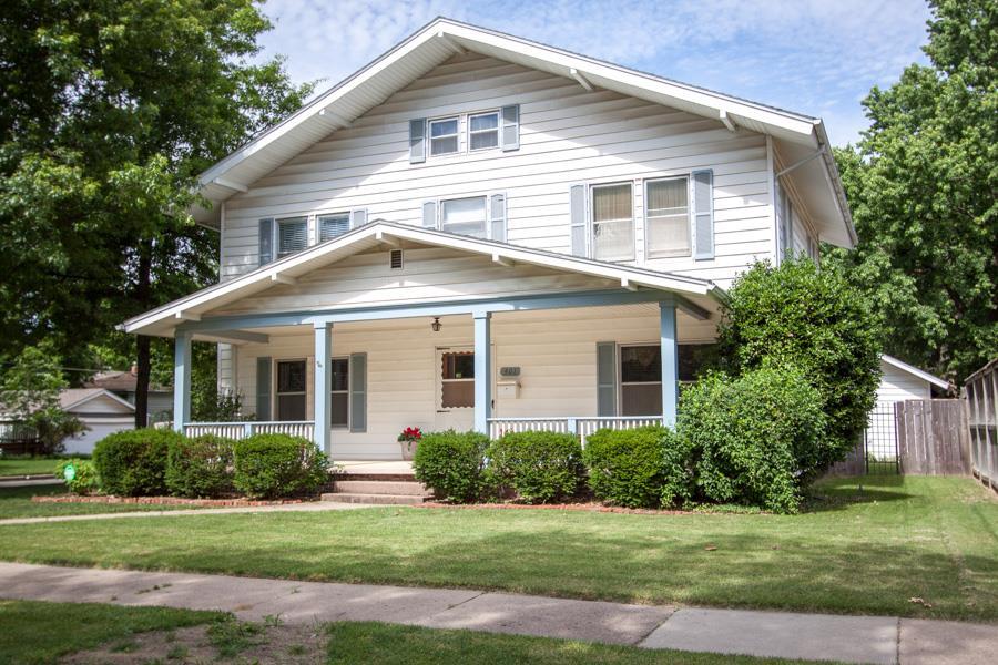 401 N Bluff Ave, Wichita, KS 67208