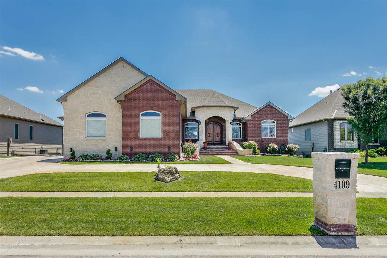 4109 W Emerald Bay St, Wichita, KS 67205