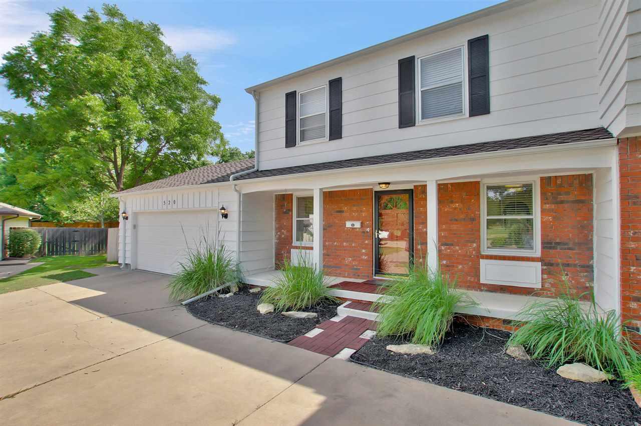 520 N Broadmoor Ct, Wichita, KS 67206