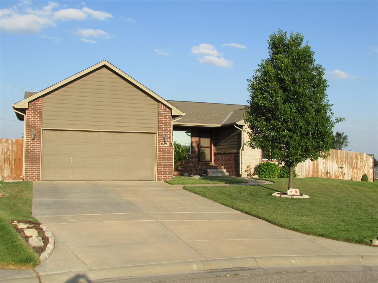 1822 N Nickelton, Wichita, KS 67235